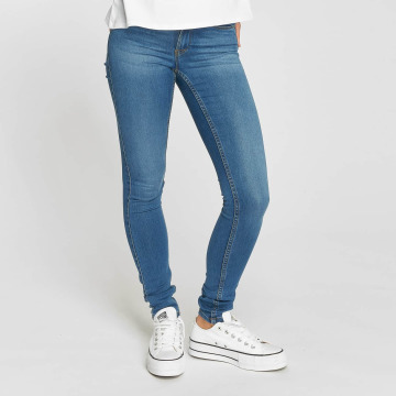 Only Skinny Jeans Soft Ultimeate Regular blå