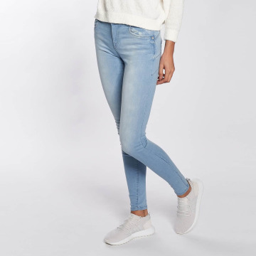 Only Skinny jeans onlAllan Pushup blauw