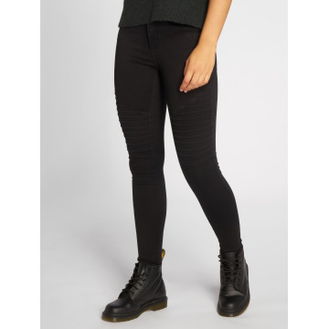 Only Skinny Jeans onlROYAL Reg czarny