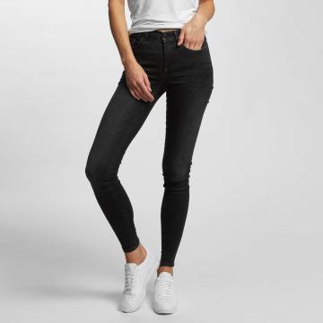 Only Skinny Jeans onlShape Deluxe czarny