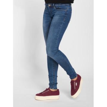 Only Skinny Jeans onlCoral Slim modrý