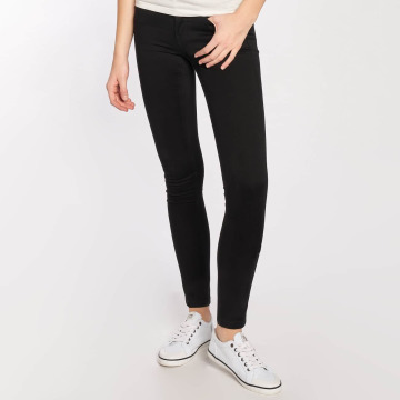Only Skinny jeans Soft Ultimate zwart
