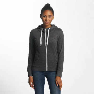 Only Sweat capuche zippé onlCoolie gris