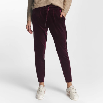 Only Sweat Pant onlPoptrash red