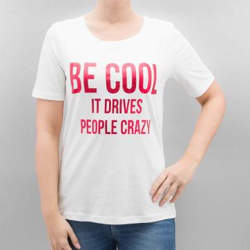 Only T-paidat onlFoil Print valkoinen