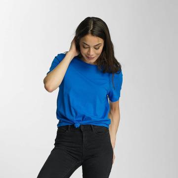 Only T-shirt onlSassy Knot blå