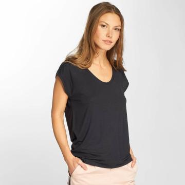 Only T-Shirt onlSannie Plain blue