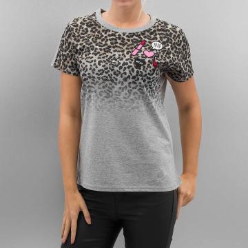 Only t-shirt onlDana Leo grijs