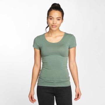 Only T-Shirt onlLive Love grün