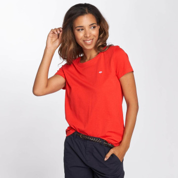 Only T-Shirt onlNora Lips rouge