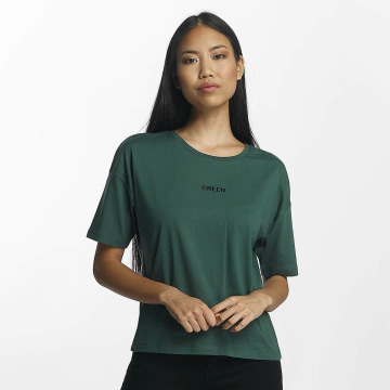 Only T-Shirty onlSofie zielony