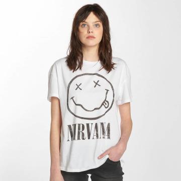 Only T-skjorter onlNirvana hvit
