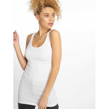 Only Tank Tops onlLive Love white
