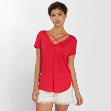 Only Topssans manche onlMimi rouge
