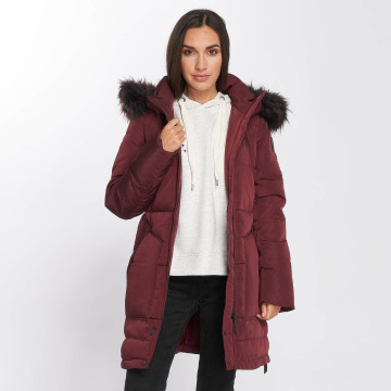 Only Winter Jacket onlRhoda Down red