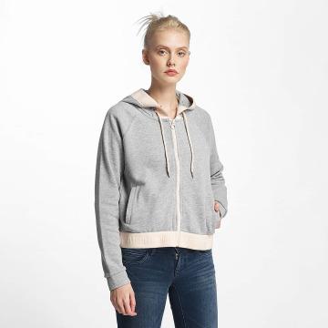 Only Zip Hoodie onlJanna gray