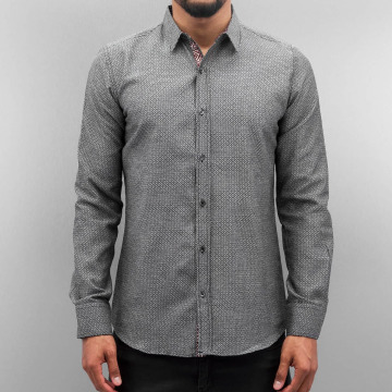 Open Рубашка Dots II серый