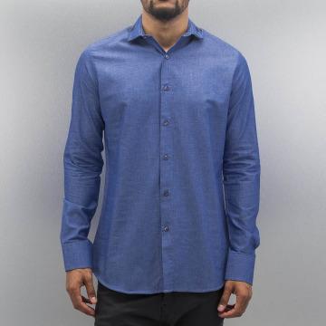 Open Camicia Classic blu