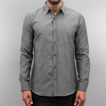 Open Camicia Dots II grigio