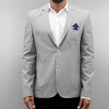 Open Coat/Jacket-1 Basic gray