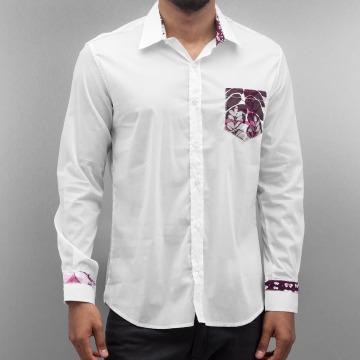 Open Shirt Dusan white
