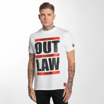 Outlaw T-shirts Outlaw Run hvid