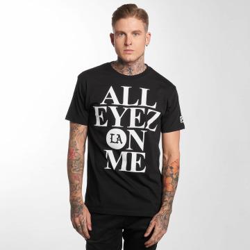 Outlaw Trika Outlaw T-Shirt čern
