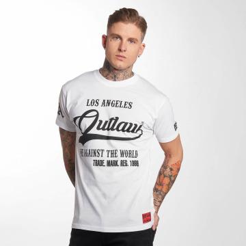 Outlaw Trika Me against the world bílý