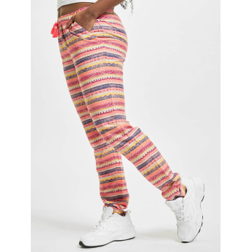 Oxbow Pantalon chino Reyes multicolore