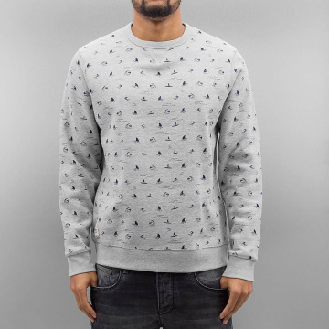 Oxbow Pullover Saruta gray