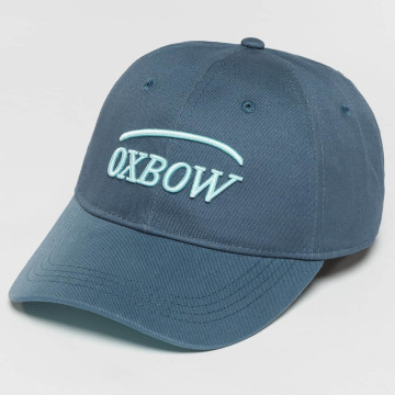 Oxbow Snapback Caps Elini Plain blå