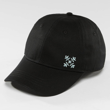 Oxbow Snapback Caps Escoz Solid czarny