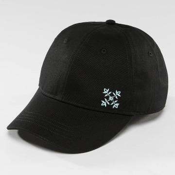 Oxbow Snapback Caps Escoz Solid svart