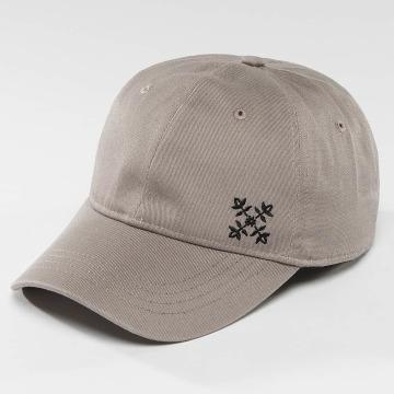 Oxbow Snapback Caps Escoz Solid szary
