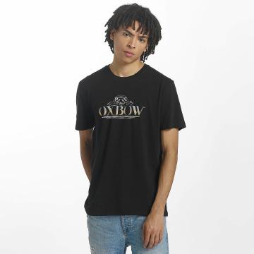 Oxbow T-Shirty Tanaro czarny