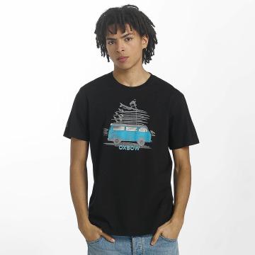 Oxbow T-Shirty Taglia czarny