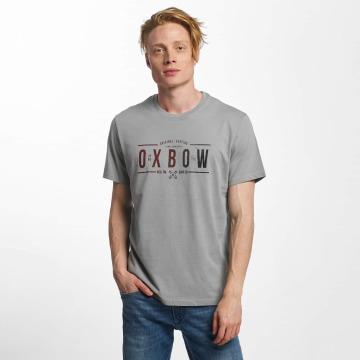 Oxbow T-Shirty Totiam szary