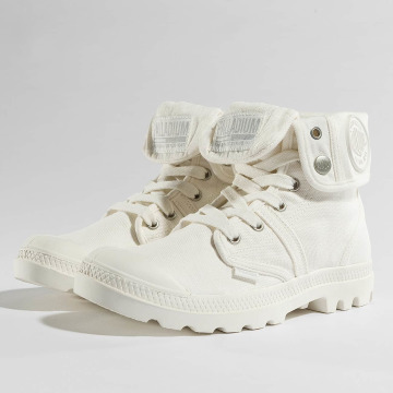 Palladium Boots Pallabrouse blanco
