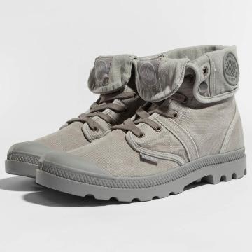 Palladium Boots Pallabrouse grey