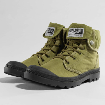 Palladium Boots Baggy Army TRNG Camp oliva