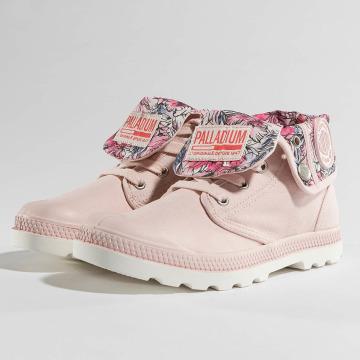 Palladium Boots Baggy Low LP rosa chiaro