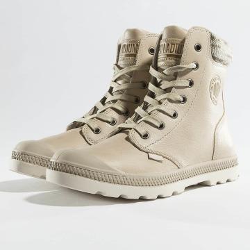 Palladium Vapaa-ajan kengät Pampa Hi Knit LP Boots beige