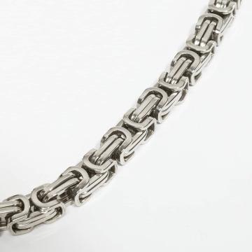 Paris Jewelry Cadena Stainless Steel plata