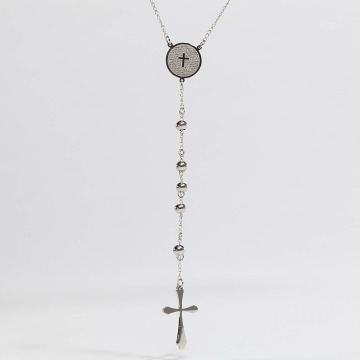 Paris Jewelry Collier Stainless Steel argent