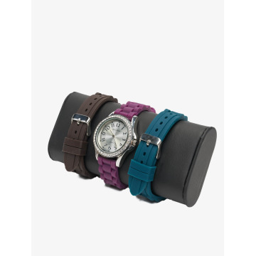 Paris Jewelry horloge Set paars