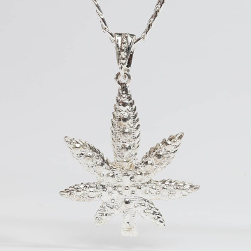 Paris Jewelry ketting Stainless Steel zilver