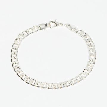 Paris Jewelry Náramky Stainless Steel stříbro