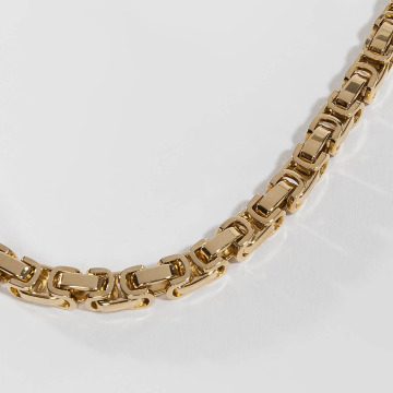 Paris Jewelry Necklace Stainless Steel gold