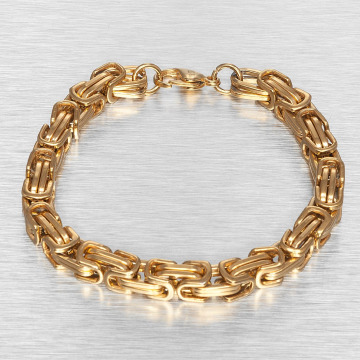 Paris Jewelry Pulsera Stainless Steel oro