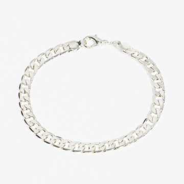 Paris Jewelry Pulsera Stainless Steel plata